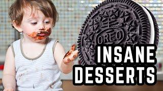 Top 10 INSANE Desserts You Need to See!