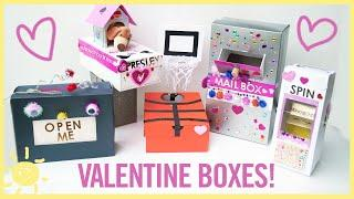 PLAY | 5 Epic Valentine's Day Boxes & Projects!