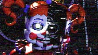 BABY OPENED HER ANIMATRONIC SUIT.. HER ENDOSKELETON IS TERRIFYING!! | Circus Baby's Diner