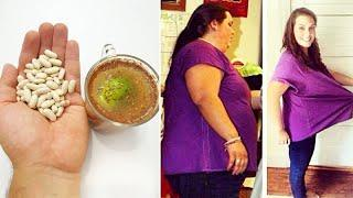 These seeds lose 45 kilos in 30 days / and I lost belly and buttocks fat with a miracle cup