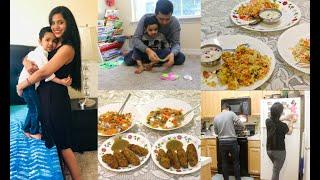 BEST DAY IN LIFE/YUMMY INDIAN BREAKFAST TO DINNER MENU/PRECIOUS GIFT DURING LOCKDOWN TIME