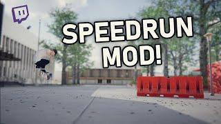 Skater XL SPEEDRUN MOD! Endless Mode with Online Leaderboard