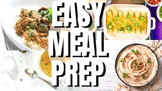 HEALTHY MEAL PREP \ HEALTHY RECIPES USING FOND BONE BROTH \ EASY RECIPE IDEAS \