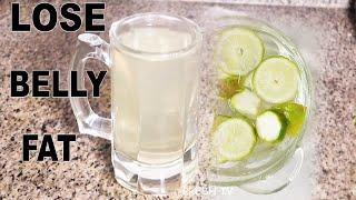 Lose Belly Fat in Just 5 days with this lemon water diet-lose weight and get flat stomach fast