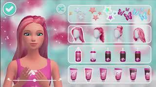 Barbie Dreamhouse Adventures / Fun Barbie Game - Barbie & Friends , Cook, Dance and Party