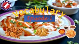 Learn Food Vocabulary Words | Food Names | English With Pictures | Episode 1