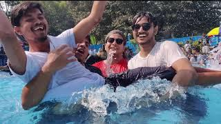 Swimming Pool Party || Arif Aditrinamika