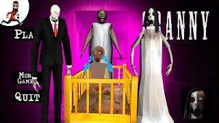 The Child Of Slendrina (Granny baby) ► full gameplay (android, ios)
