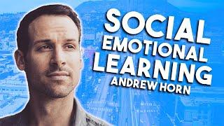 Andrew Horn | The Art of Emotional Mastery | The Art of Charm Podcast
