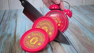 Stop Motion Cooking - Making Chicken Fajita Pasta From Manchester United Souvenirs ASMR 4K