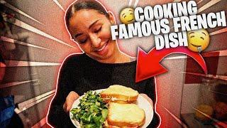 COOKING A FAMOUS FRENCH DISH (DELICIOUS FOOD !)