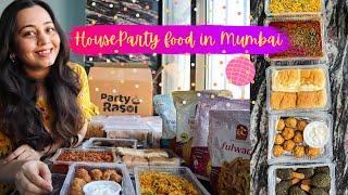 PARTY Food in Mumbai (for house parties, match screening) | Indian meals, Desi Chinese, Pizza & more