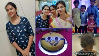 FAMILY FUNCTION | HOW WE CELEBRATED BIRTHDAY PARTY | HAPPY MOMENTS