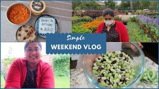 DO I WANT TO DO A HOUSE TOUR? Answering your questions | Weekend vlog | Simple Birthday Lunch