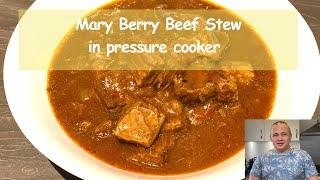 Pressure cooker beef stew recipes. Looking for perfection. Mary Berry recipe. Instant Pot