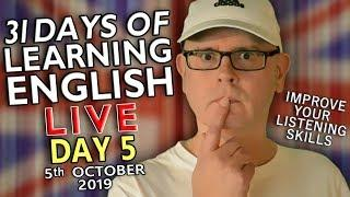 31 Days of Learning English - DAY 5 - It's time to improve your English - PRIVACY / PRIVATE WORDS