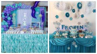 Most beautiful birthday party arrangements ideas/stylish theams & back drop for birthday events