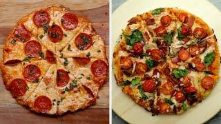 7 Pizza Recipes to Master At Home • Tasty Recipes