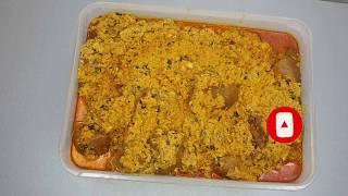 HOW TO MAKE NIGERIA EGUSI SOUP( PARTY STYLE)  UNFRIED