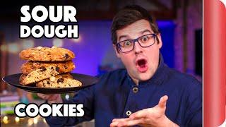 2 Chefs Test 3 Dough Recipes | SOURDOUGH CHOC CHIP COOKIES, 2 INGREDIENT BAO, NAAN FLATBREAD