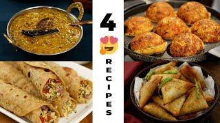 4 TASTY Recipes You Must Try - CookingShooking