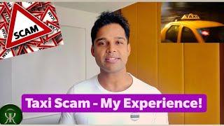 India Taxi Scams & How to Avoid Scammers? (SHOCKING Incident Exposed at Bengaluru Airport)