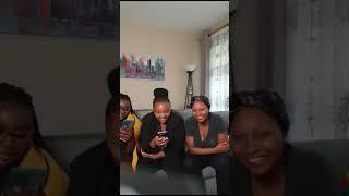 MEET BABY JIANNA'S CRAZY AUNTS (FULL LIVE RECORDING) with Joy,Shiphira, Rose and Aggie.