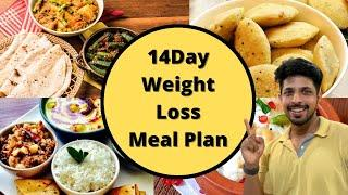 14 Day Meal Plan to Lose Weight Fast