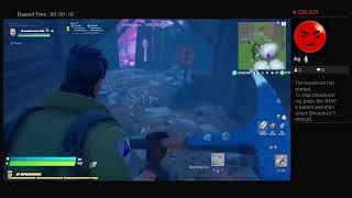 Murder mystery fortnite