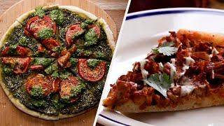 Healthy Vegan Pizza Recipes • Tasty Recipes