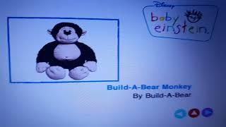 Baby Einstein: Lullaby Time Soothing Sounds for Baby 2007 DVD Menu