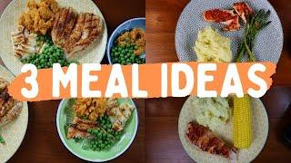 EASY Recipes | COOK WITH ME -  FAMILY MEAL IDEAS