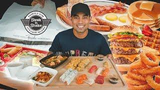 Epic Cheat Day | Eating Everything I Want