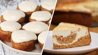 Everything You Can Do With Carrot Cake • Tasty Recipes