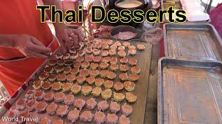 Cranking out desserts and raking in the cash, Thailand Market Life.