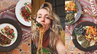 A Week of Lunch & Reading | Healthy Plant Based Recipes