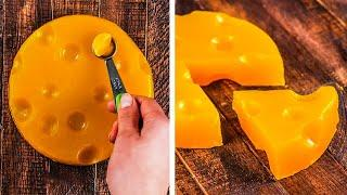 YUMMY SOAP THAT LOOKS LIKE FOOD || 5-Minute Recipes With Soap!