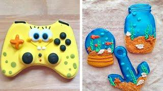 10+ Cute Birthday Cookies Decorating Ideas for Party | Easy Dessert Recipes | So Yummy Cookies