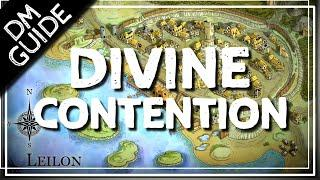 Divine Contention DM Guide | Dragon of Icespire Peak