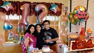 Rai's 12th Birthday Celebration Vlog | Special Birthday Breakfast | Simple Living Wise Thinking