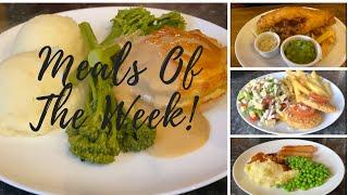 What's for tea this week? Meals of the week 27th July-2nd August :)