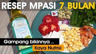 Resep MPASI Bayi 7 Bulan - Baby Safe Food Maker