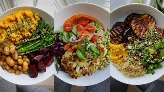 Plant-Based BUDDHA BOWLS // Easy & Delicious