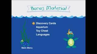 Baby Einstein  Baby Neptune  DVD Menu Walkthrough