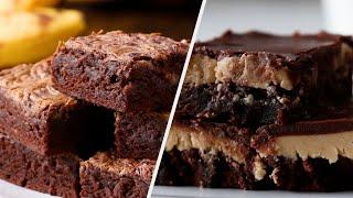 7 Brownie Recipes for Your Night In • Tasty Recipes
