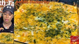 Buffalo Chicken Dip Recipe | Game Day Appetizer