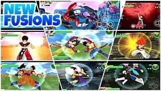 DBZ TTT | NEW FUSIONS + CHARACTERS | PERMANENT MENU | [DOWNLOAD]