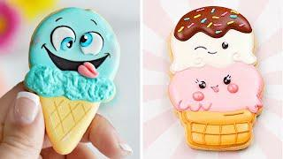 So Yummy Cookies Recipes | Easy Cookies Decorating Ideas | Tasty Desserts