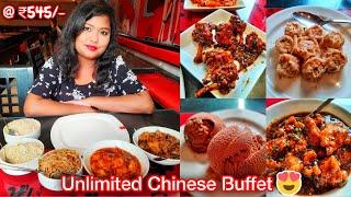 HAKA Unlimited Chinese Buffet @ Rs. 545/- Only | Best and Cheap Chinese Buffet | Unlimited Food