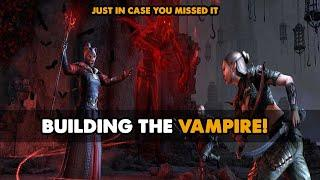ESO - Twitch Rerun - Farming gear for the Vampire PVP Build! - (5th July 2020)